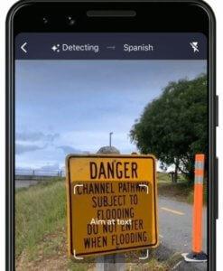 Google Translate App Vertaling - Elektrische Autovakanties