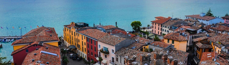 Noord-Italië vakantiebestemming dorpje aan meer