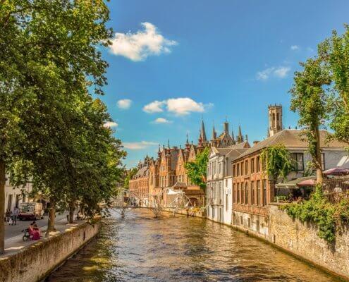 Brugge Citytrip Elektrische Autovakanties