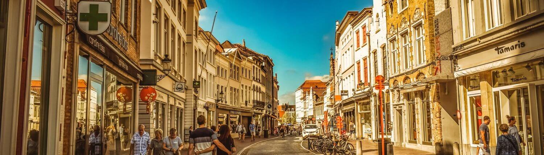 Brugge Stedentrip Elektrische Autovakanties