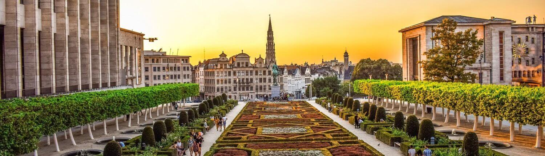 Brussel Stedentrip Elektrische Autovakanties