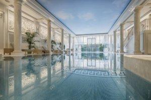 Shangri-La Parijs zwembad