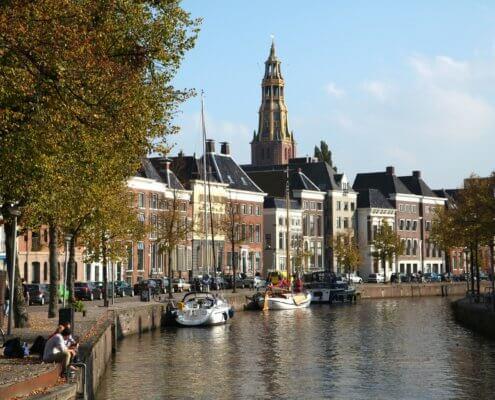 Stedentrip Groningen Elektrische Autovakanties