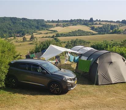 Camping met laadpaal Frankrijk