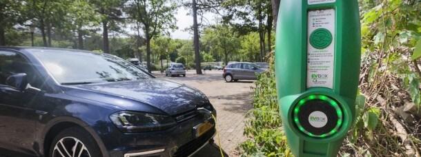 Camping met laadpaal Nederland
