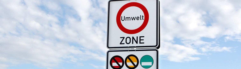 Umweltzone Duitsland elektrische auto