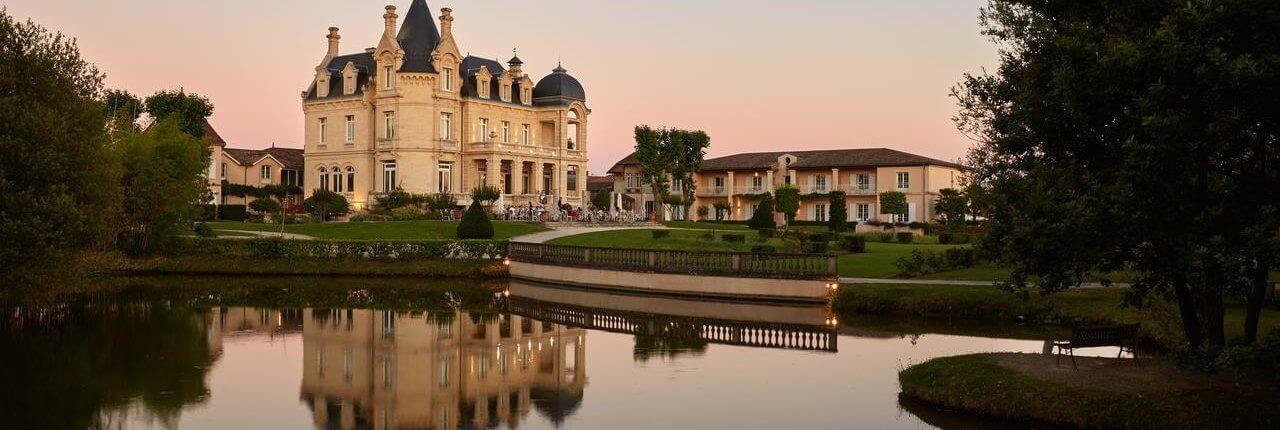 Wellness Hotels met laadpaal in Frankrijk - Château Hôtel Grand Barrail