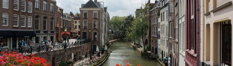 Elektrische Auto naar Utrecht - Gracht