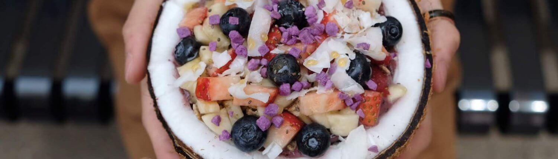 Gezond eten tijdens Wellness Break