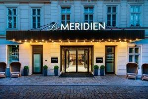 Le Meridien Hotel Wenen Oostenrijk