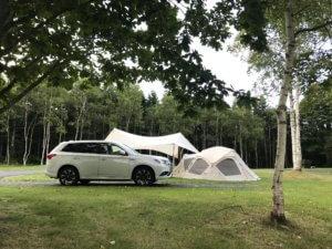 Campings met laadpaal