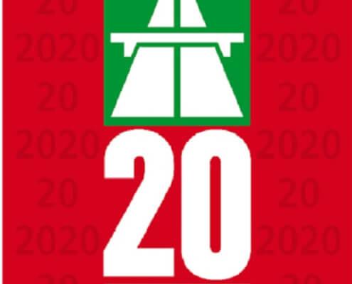 Autobahn vignet Zwitserland tolwegen 2020