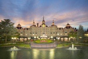 Disneyland Parijs hotel - Elektrische Autovakanties