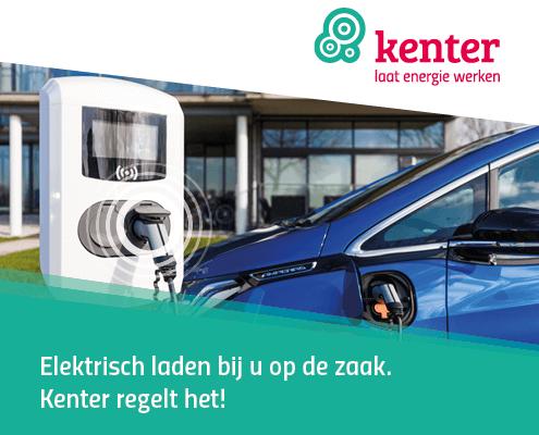 Kenter Banner - Elektrische Autovakanties