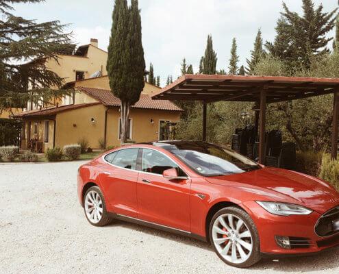 Voordelen vakantie met elektrische auto