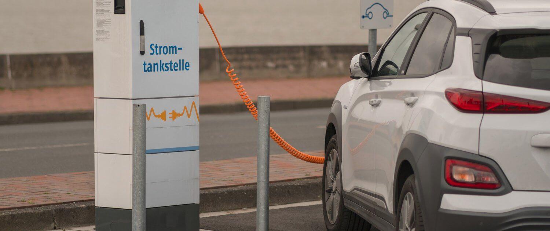Elektrische auto opladen Duitsland