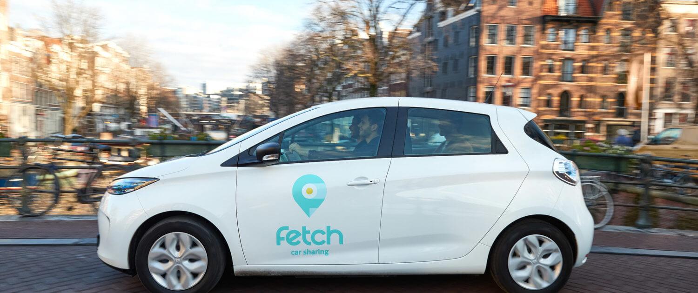 Fetch Car Sharing - Elektrische Autovakanties