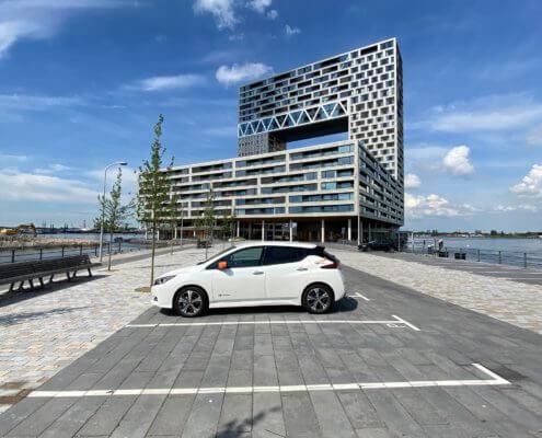 Elektrische Deelauto's - Sixt Share