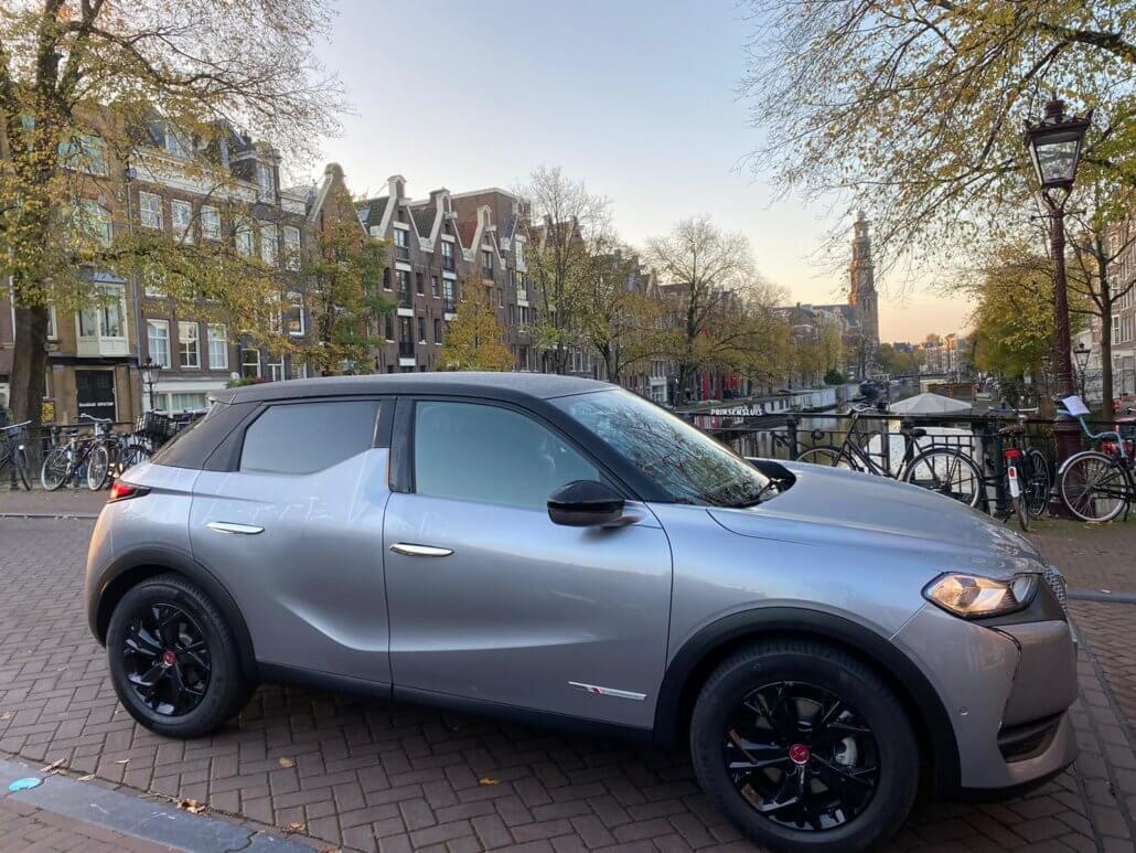 Weekend Maastricht met elektrische auto