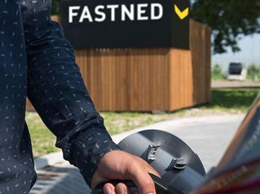 Fastned snellader Frankrijk