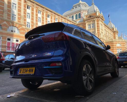 Weekend naar Den Haag & Scheveningen met de elektrische auto