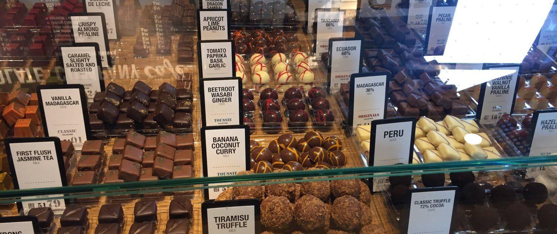 Chocolate Company Rotterdam Markthal