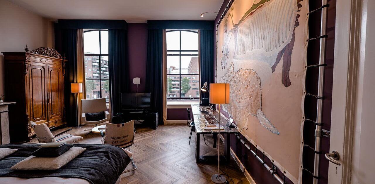 Suitehotel Pincoffs Rotterdam