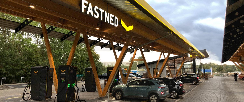 Fastned grootste snellaadstation Duitsland