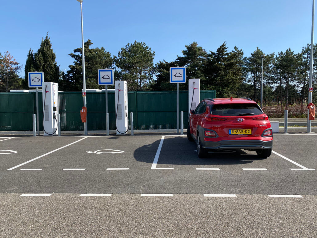 Review: Met een elektrische auto naar Zuid-Frankrijk
