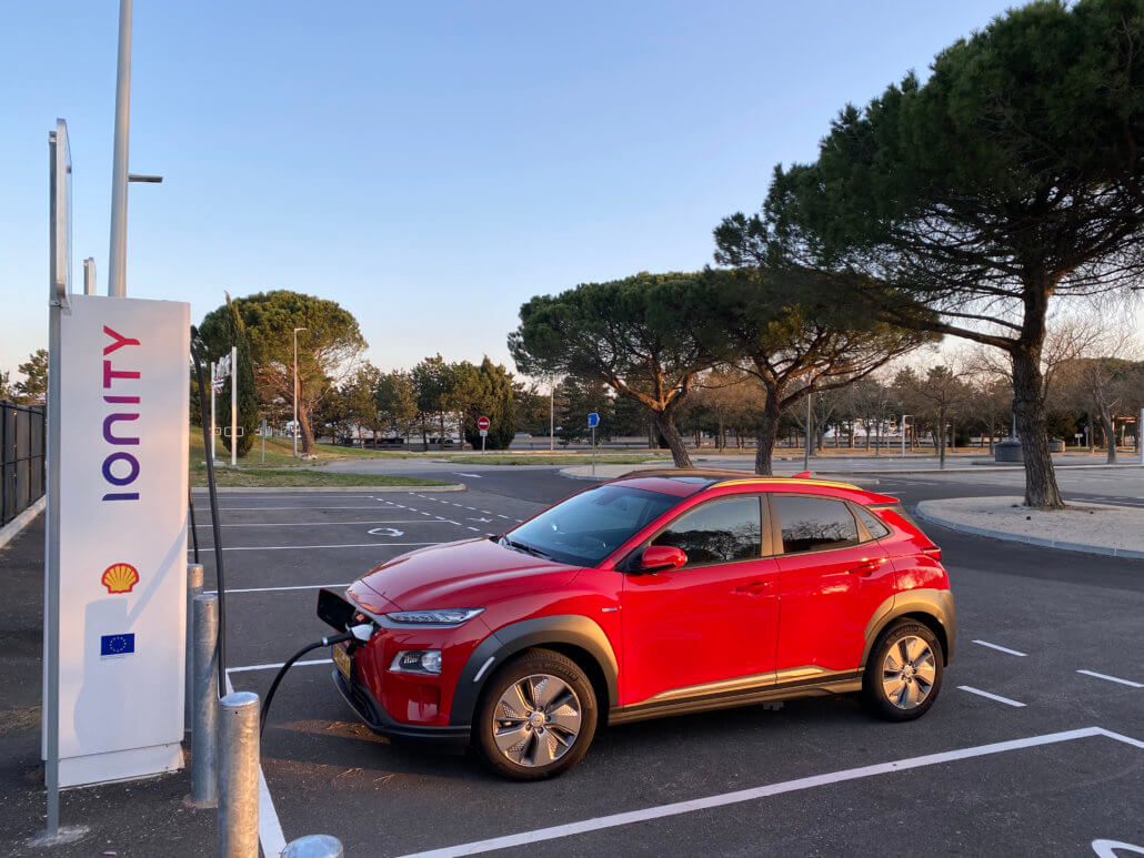 Met Hyundai Kona Electric naar Zuid-Frankrijk via Route du Soleil