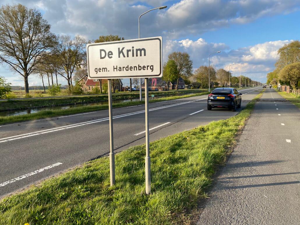 De Krim in Nederland - Tour langs buitenlandse plaatsen in Nederland