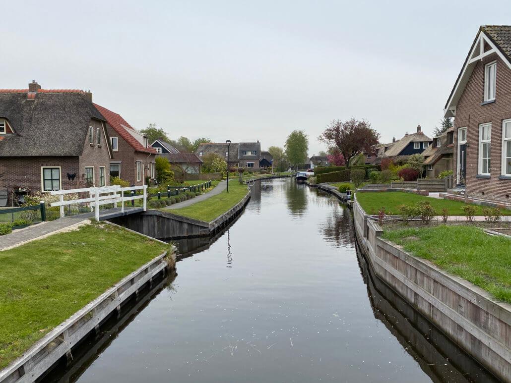 Wandelen in Giethoorn