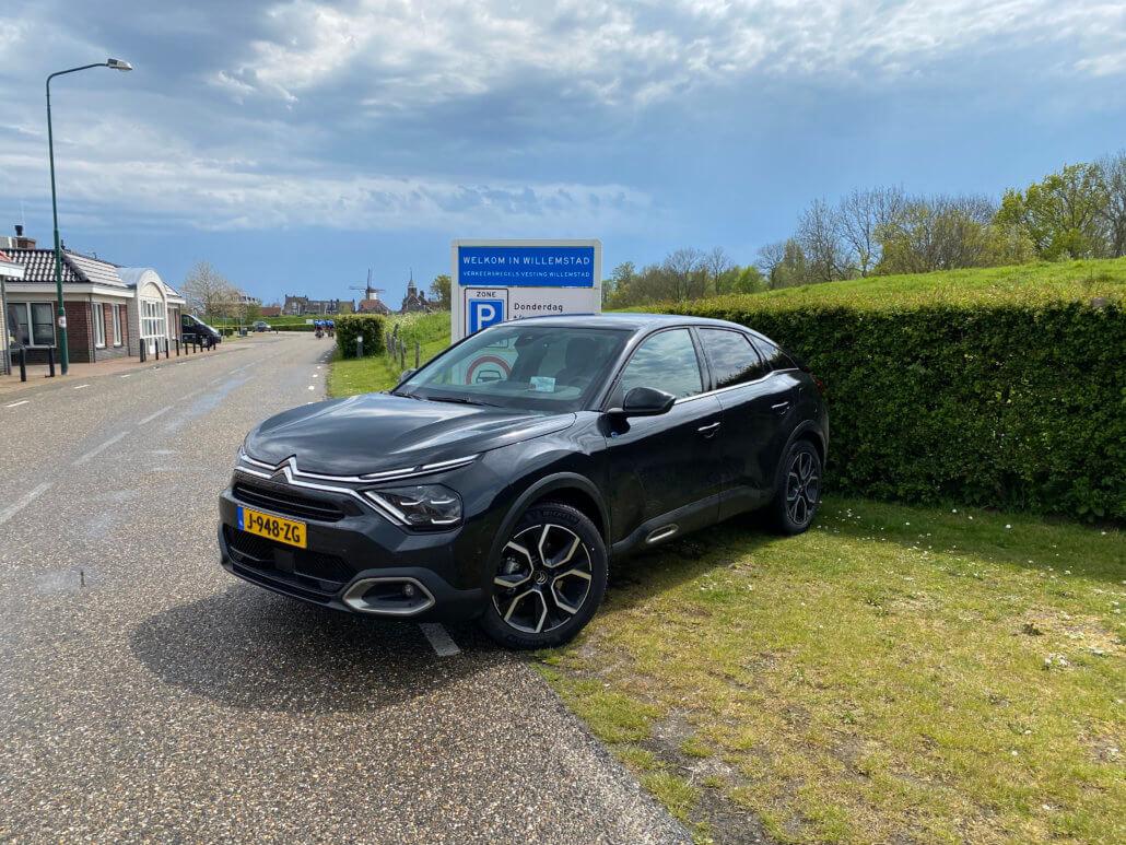 Willemstad in Nederland - Tour langs buitenlandse plaatsen in Nederland