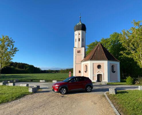 Review: Met een elektrische auto naar Zuid-Duitsland