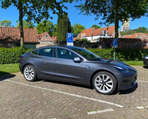 Weekend Zeeland met de elektrische auto
