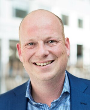 Rob Biemans, Team Manager Elektrische Laadoplossingen Kenter