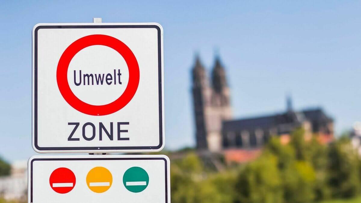 Umweltzone Duitsland - Ook voor elektrische auto's