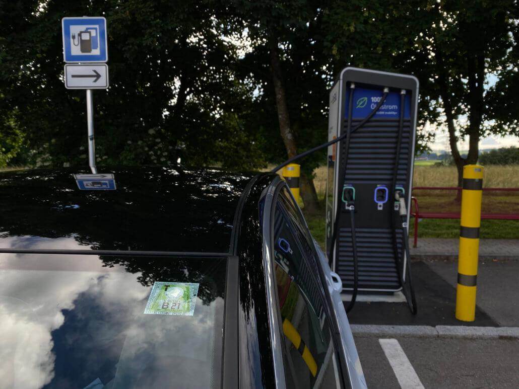 Vignet Oostenrijk - Elektrische auto - Volkswagen ID.3