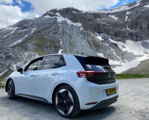 Review: met de elektrische auto naar Noord-Italië