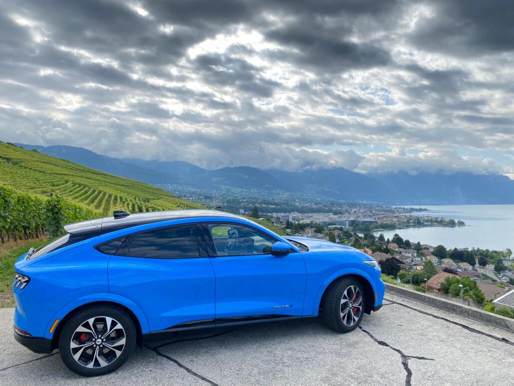 Uitzicht bij Lavaux: de Zwitserse Rivièra bij Montreux & Vevey