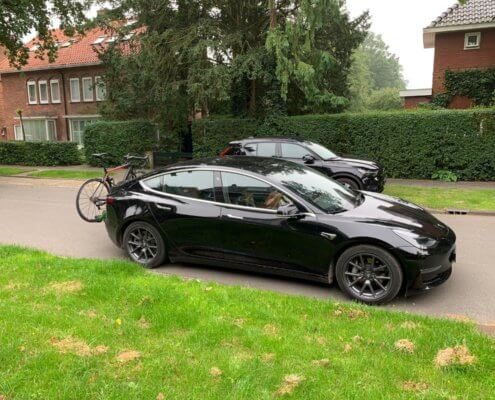 Review: Methet gezin meteen elektrische auto naar Frankrijk