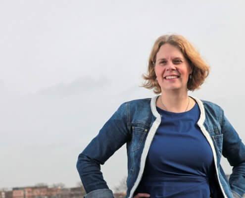Anne Lobbes - Public Relations Manager Hyundai Motor Nederland