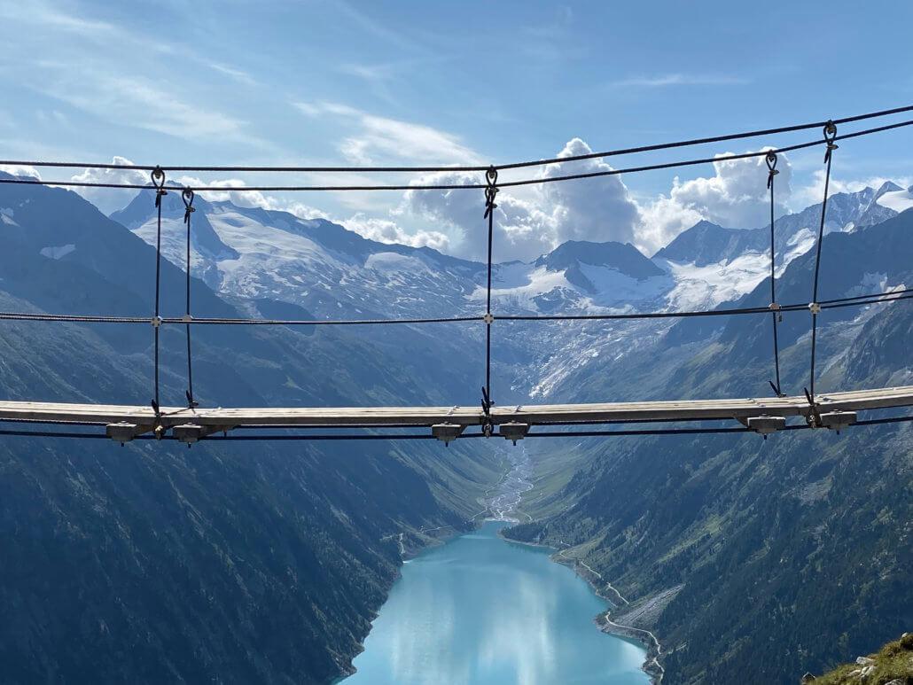 Kebema Panoramabrücke Instagram hotspot