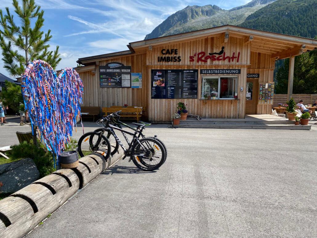 Mountainbiken in Flinkenberg omgeving