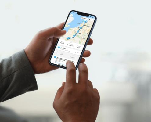 Chargemap Routeplanner App onderweg gebruiken