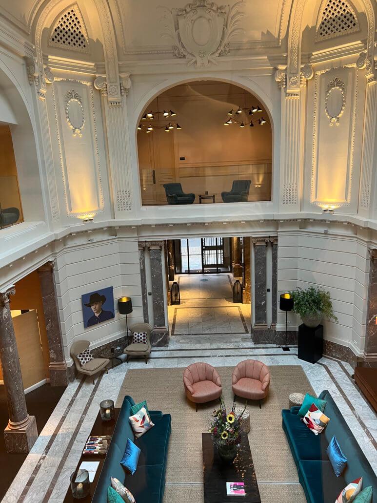 Hotel FranQ Antwerpen - hotel met laadpaal